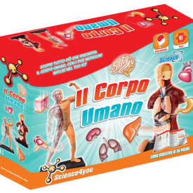 SCIENCE4YOU CORPO UMANO