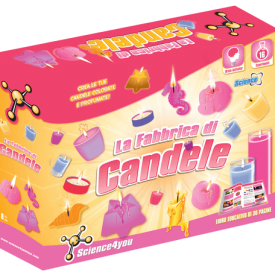 SCIENCE4YOU FABBRICA CANDELE
