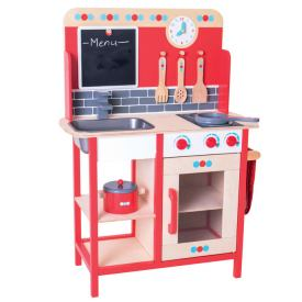 BIGJIGS CUCINA CON ACCESSORI