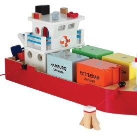 NEW CLASSIC TOYS  NAVE CONTAINER