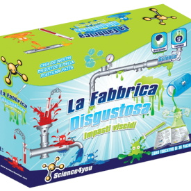 SCIENCE4YOU LA FABBRICA DISGUSTOSA