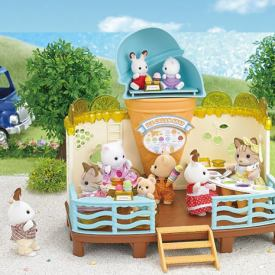 SYLVANIAN FAMILIES GELATERIA IN SPIAGGIA