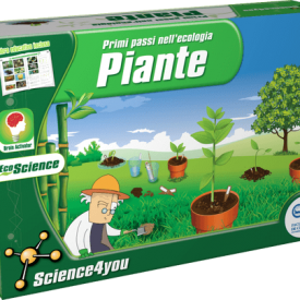 SCIENCE4YOU PIANTE