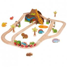 BIGJIGS DINOSAUR TRAIN SET
